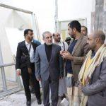 اسرار | صور- تكشف حقيقة عمالة المليشيات لملالي طهران..   زيارة (ايرلو) للمستشفى الجمهوري تفضح مزاعم الحوثي حول السيادة